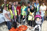 Community clean-ups sweep Bolton