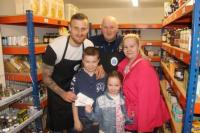 David Wheater visits Storehouse Pantry