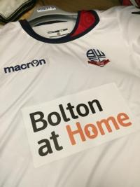 Special shirt for Wanderers next league clash