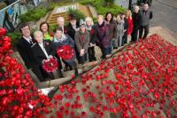 Poppy activities for Remembrance Sunday 2016