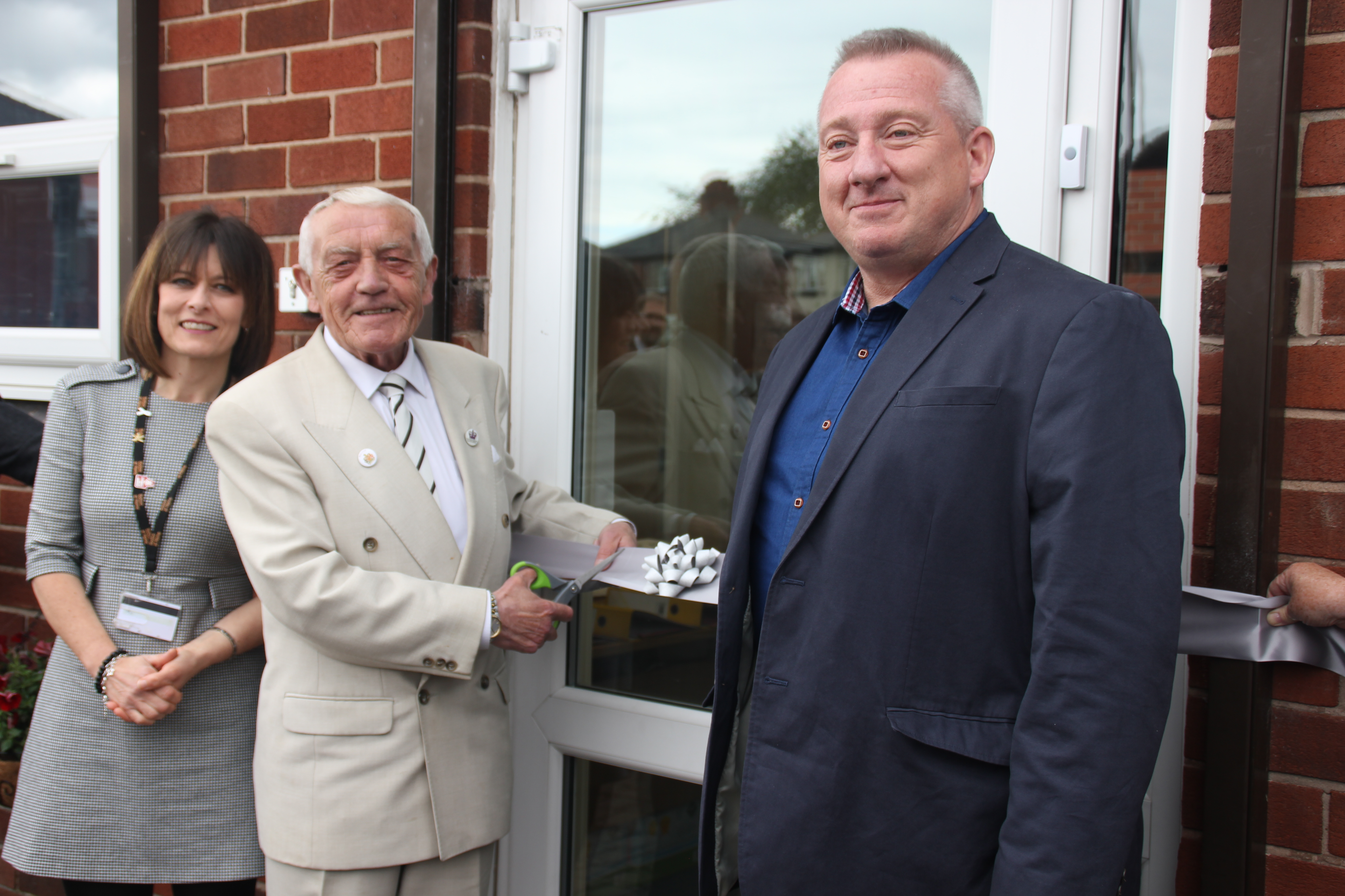 Second Storehouse Pantry launches in New Bury UCAN Centre
