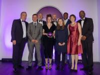 Apprenticeships programme inspires at housing and construction awards. Inspire Awards.