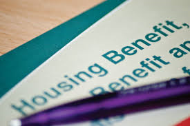 image of housing benefit claim