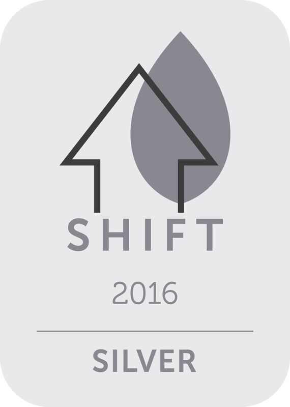 SHIFT silver accreditation