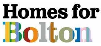 image of homes for bolton logo