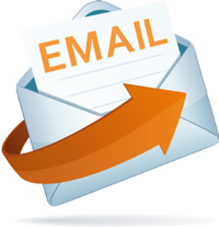 image of email address icon