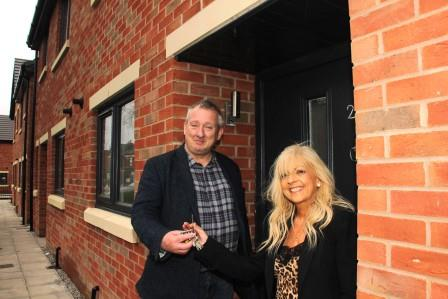 New Bolton homes welcome first residents