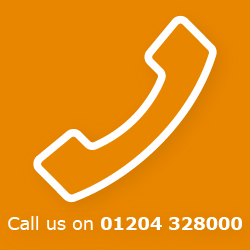 Call us on 01204 328000