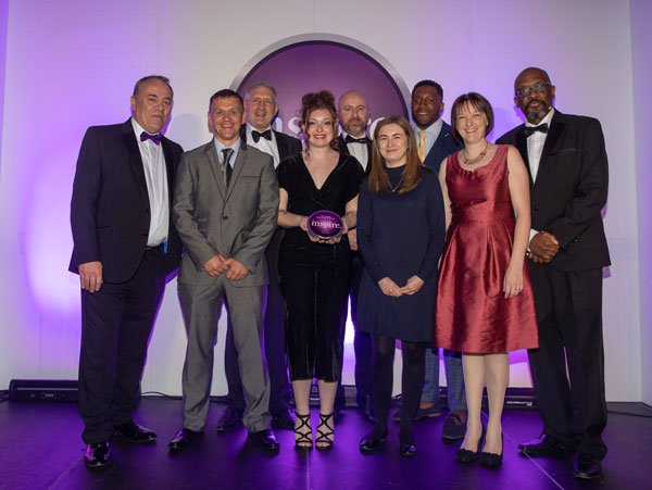 Apprenticeships programme inspires at housing and construction awards