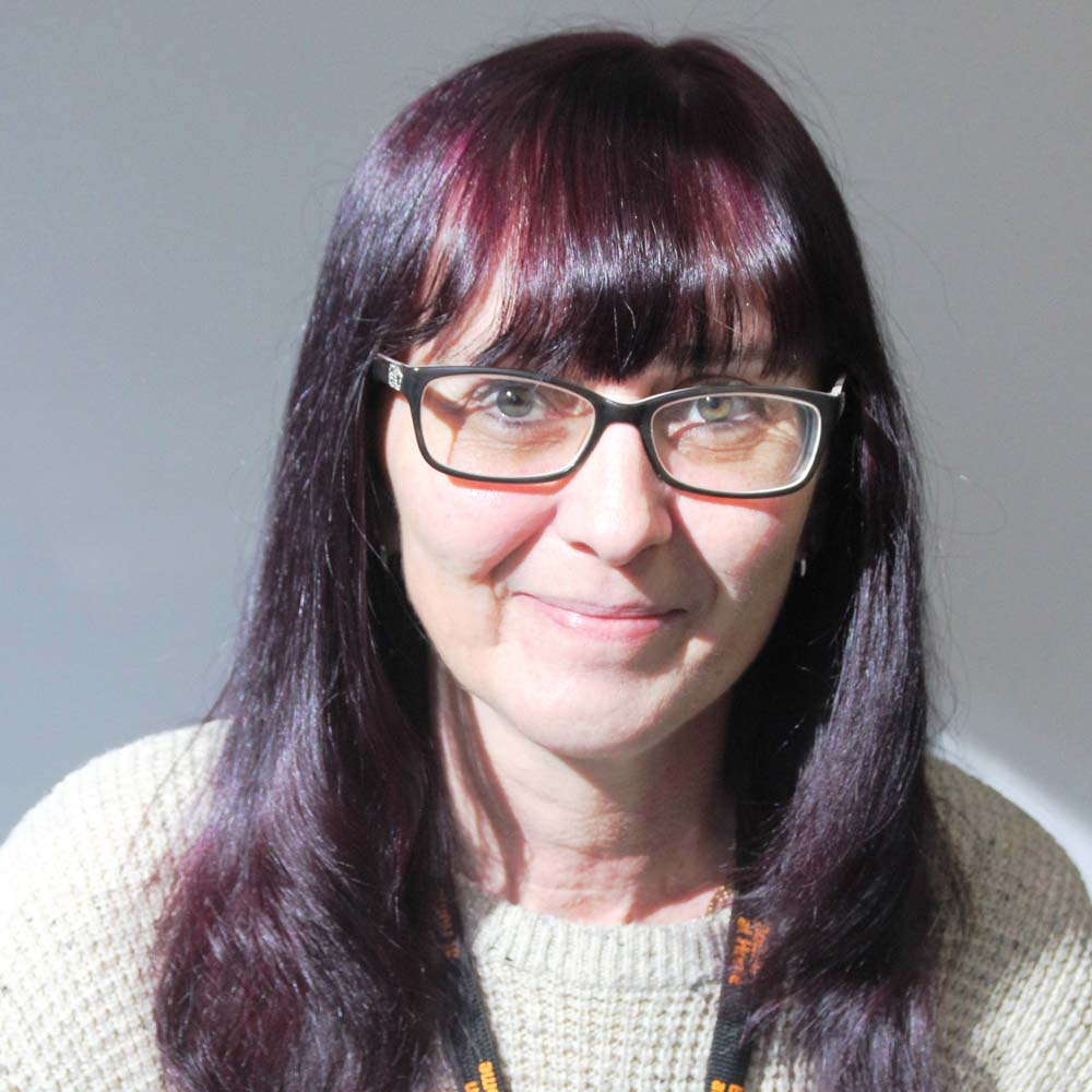 Portrait image of our Scrutiny Group Vice Chair, Amanda Okeeffe.
