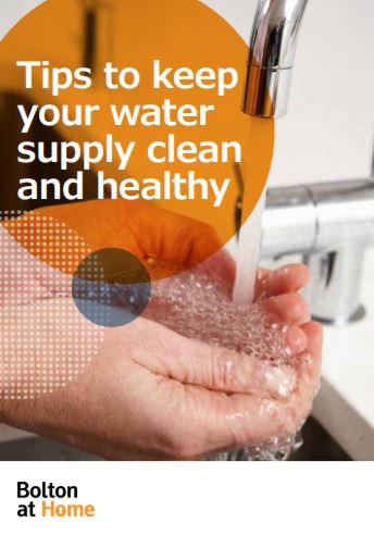 Water supply leaflet thumbnail
