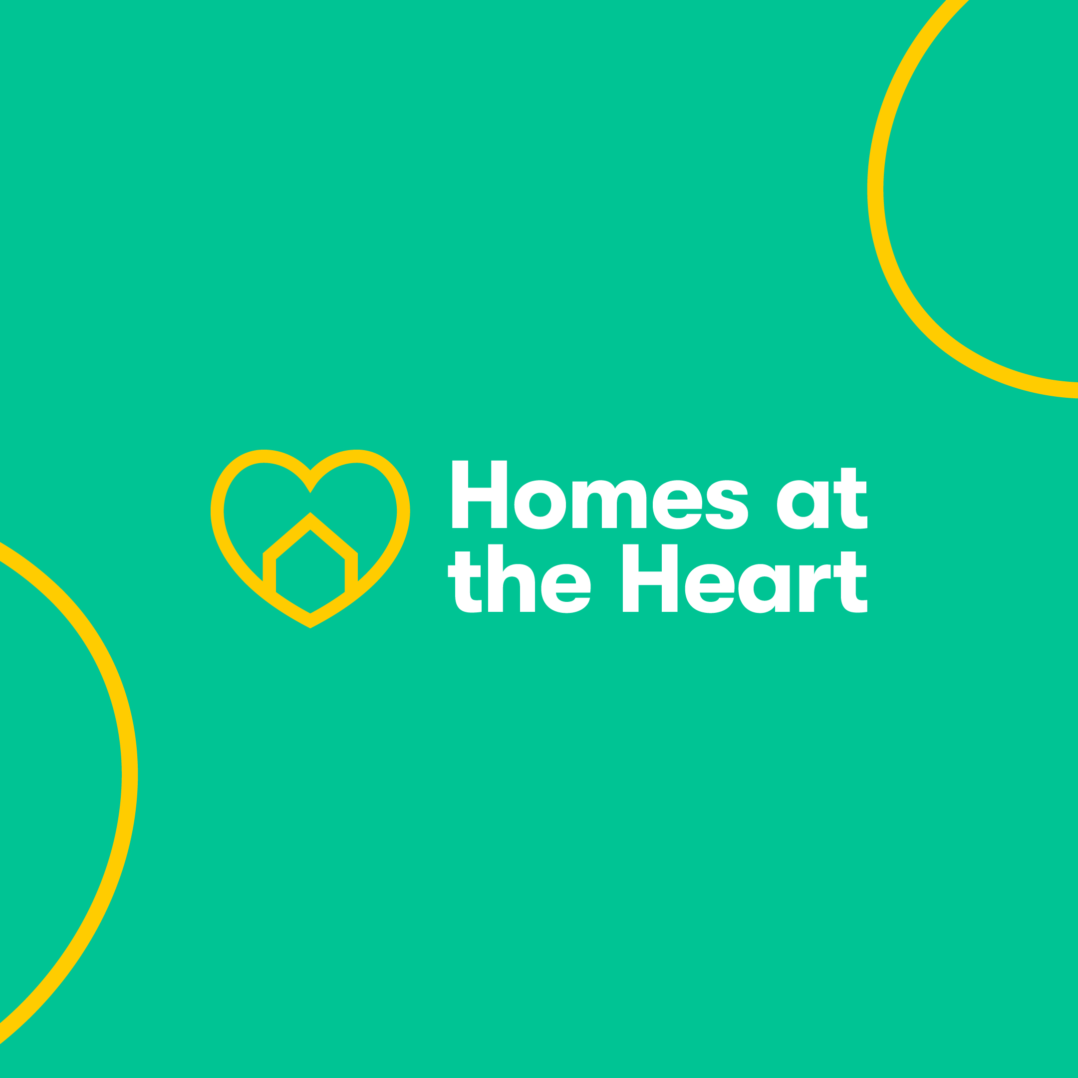 Supporting the Homes At The Heart campaign