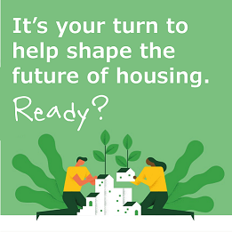 We need YOU to help influence the future of housing in Bolton and Greater Manchester